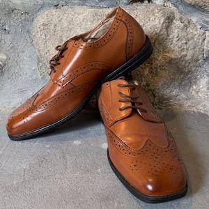 FLORSHEIM KIDS Wingtip Dress Shoes